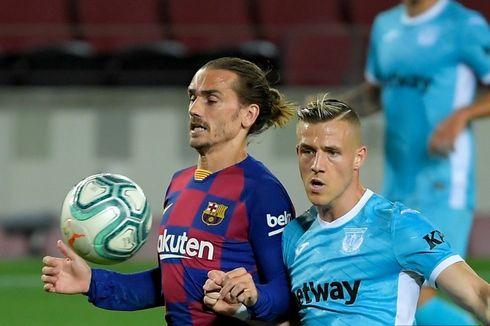 Yakin Barcelona Sampai Final Liga Champions, Griezmann Bawa PS