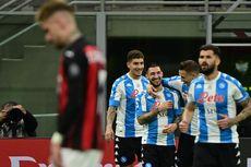 Satu Masalah Utama yang Bikin AC Milan Kalah dari Napoli