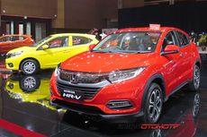Honda Catat 692 SPK, Brio Satya Paling Diminati di IIMS Hybrid 2021