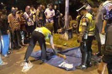 Korban Kecelakaan Tinggalkan Kaki dan Jari di Jalan, Warga Heboh