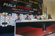 Piala Presiden, Miljan Radovic Sebut PS Tira Persikabo Beruntung