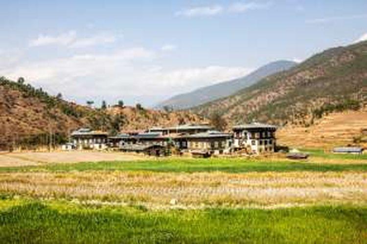 Kampung di Bhutan