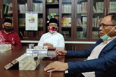 Sambangi Muhammadiyah Kalsel, Denny Indrayana Minta Nasihat Maju Pilkada 2020