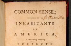 Common Sense, Pamflet Thomas Paine yang Dorong Kemerdekaan AS