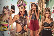 Sinopsis Carnaval, Upaya Move On ala Selebgram, Tayang di Netflix