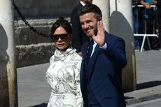 David Beckham dan Victoria Dikabarkan Terjangkit Covid-19