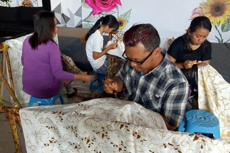 Dilirik Jokowi, Cerita Pengusaha Batik yang Bisa Raup Untung Rp 50 Juta di Pameran