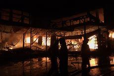 Kebakaran Pasar Swalayan di Cilandak KKO, Damkar Kerahkan 25 Mobil