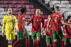 Kata-kata Ronaldo Usai Ukir Rekor Bersejarah bersama Timnas Portugal