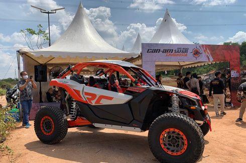Can-Am Offroad Safari, Mau Main ATV Bisa Pesan dari Ponsel