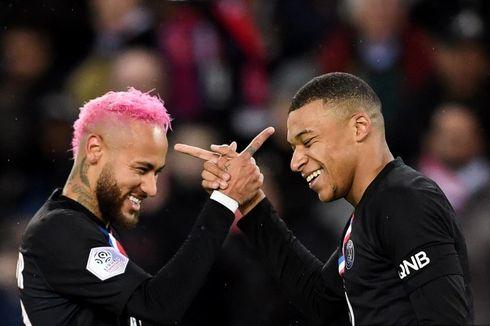 Tegas, PSG Tak Akan Memohon Neymar dan Mbappe untuk Bertahan