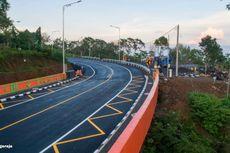 Jalan Pintas Mengwitani-Singaraja Pangkas 15 Tikungan dan Kemiringan 15 Derajat