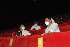 Tinjau Pembukaan Bioskop, Wali Kota Surabaya: Kalau Pengunjung Lepas Masker, Tolong Ditegur