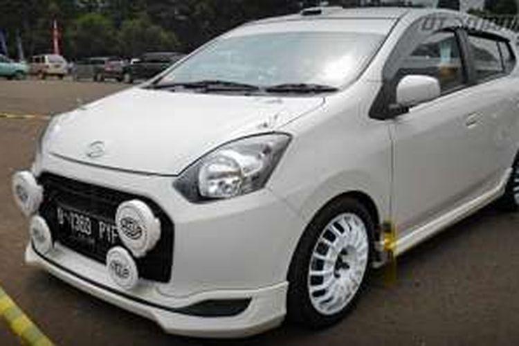 470 Koleksi Contoh Modifikasi Mobil Ayla Terbaru