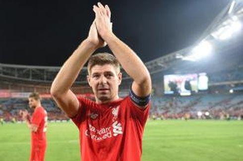 Steven Gerrard Putuskan Pensiun