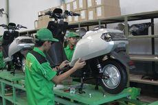 Motor Listrik Elvindo Mulai Bidik Komponen Lokal