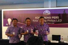 Philips Terangi Kota Semarang dengan Lampu Hemat Energi