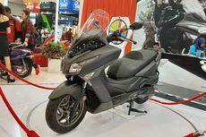 Kymco Tunggu Regulasi Sebelum Pasarkan Motor Listrik