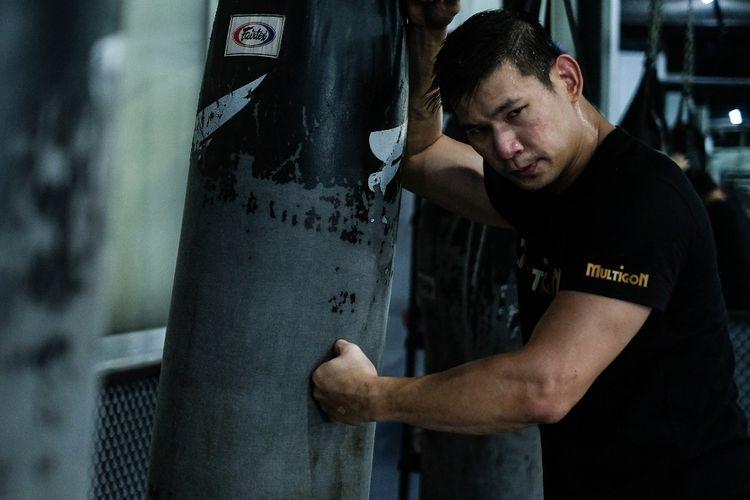 Atlet Mixed Martial Art (MMA) One Pride Rudy Gunawan tengah bersiap diri merebut kembali supremasi di kelas welter MMA One Pride.  Rudy adalah figur atlet yang lengkap karena prestasinya, banyaknya fans-nya, sikapnya yang rendah hati, pekerja keras dan disiplin dalam menjaga asupan makanan sekaligus mengerti personal branding, kata CEO MUltigon Andry Taneli.