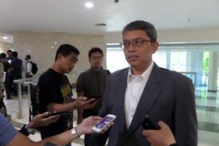 Wakil Ketua DPRD DKI Triwisaksana