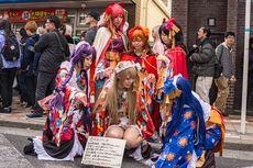 Gara-gara Virus Corona, Acara Cosplay Terbesar di Jepang Dibatalkan