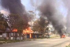 PLN Perbaiki Sistem Kelistrikan di Wamena yang Rusak akibat Kerusuhan