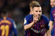 Sempat Demam Sampai Muntah, Jordi Alba Dipaksa Main di Laga Barcelona Vs Bayern?