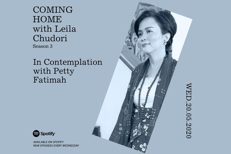 Coming Home with Leila S Chudori: In Contemplation with Petty Fatimah