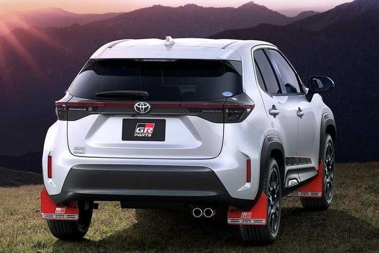 Toyota Yaris Cross GR