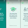 Ramai soal Pemberitahuan WhatsApp di Status Pengguna, Bagaimana Sejarah Munculnya WA?