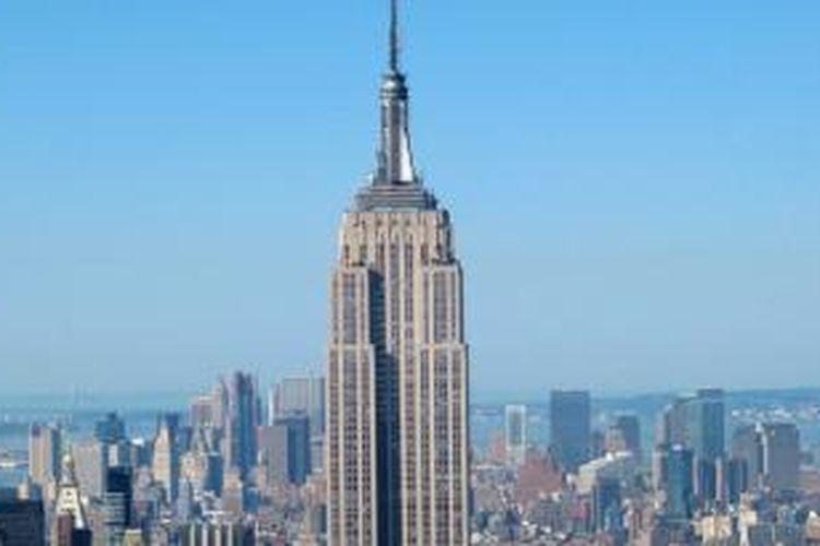 Empire State Building resmi ditawarkan kepada publik 1 Oktober mendatang.