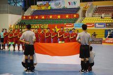 Hasil Final Piala AFF Futsal 2019, Indonesia Kalah 0-5 dari Thailand