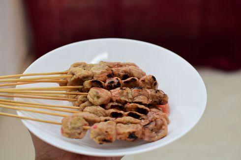 Resep Sate Ikan Bumbu Kari, Lauk Makan Siang untuk Diet