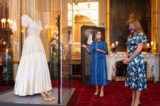Kisah Putri Beatrice dengan Gaun
