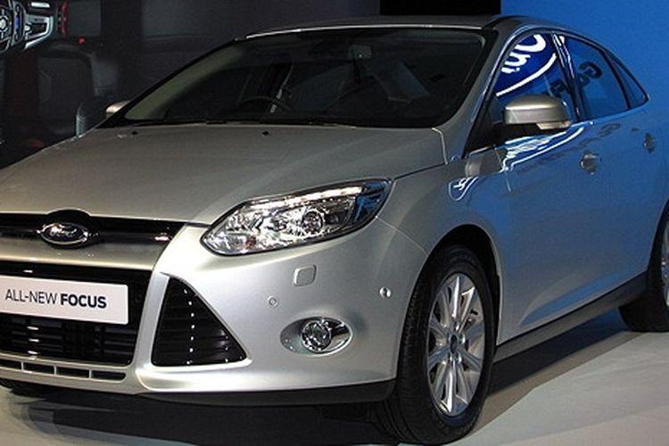 New Ford Focus >> All New Ford Focus Bisa Parkir Sendiri