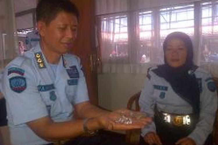 Pengunjung Tertangkap Tangan Selundupkan Sabu ke Lapas Banceuy