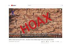 [HOAKS] Video Prediksi BMKG tentang Kekeringan Panjang 2019-2022