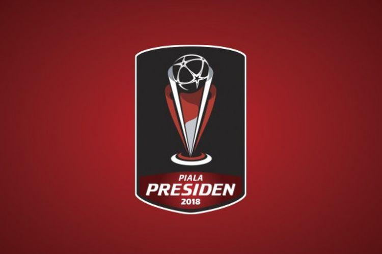 Logo Piala Presiden 2018.