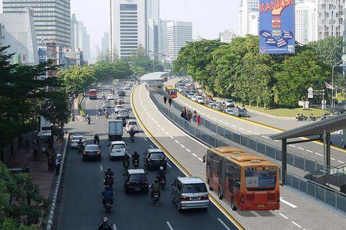 Transjakarta Layang Ciledug-Blok M Dibangun Tahun Ini