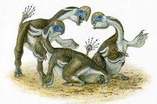 Spesies Baru Dinosaurus Ditemukan, Hanya Punya Dua Jari