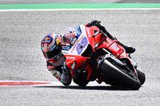 Jorge Martin Harus Menahan Sakit Selama Balapan GP Aragon