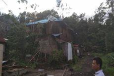 9 Rumah Warga di Minahasa Rusak Diterjang Angin Puting Beliung