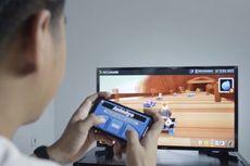 Pelanggan XL Home Kini Bisa Main Game di TV Pakai Ponsel