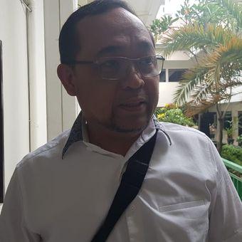 Kuasa Hukum Misriyani Ilyas Muh Burhanuddin saat akan menjalani sidang perdananya di PN Jakarta Selatan, Kamis (31/10/2019).