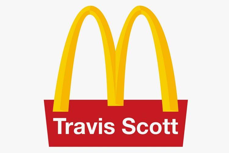 Inikah Desain Kolaborasi Travis Scott Dan Mcdonald S