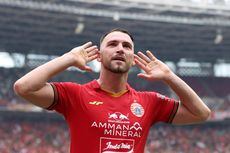 Misi yang Akan Dilakukan Marko Simic bersama Persija jika Liga Bergulir Lagi
