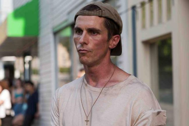 Christian Bale dalam The Fighter
