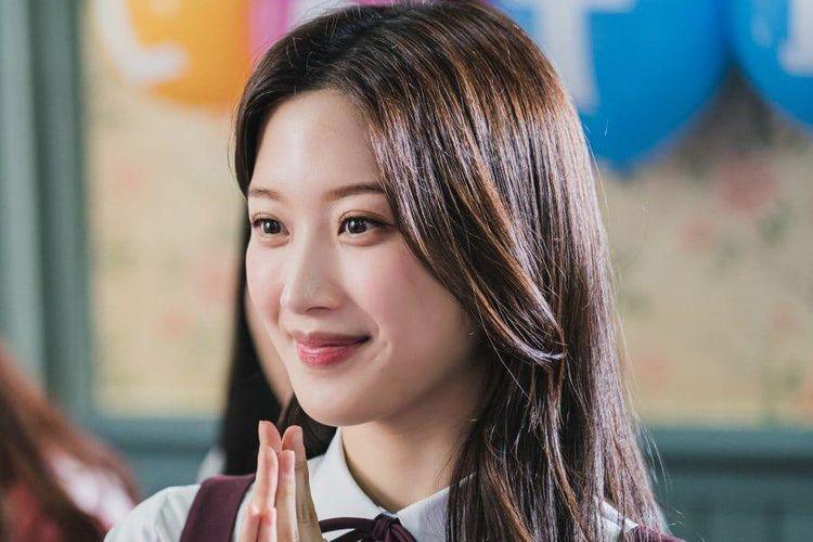 Artis peran asal Korea Selatan Moon Ga Young