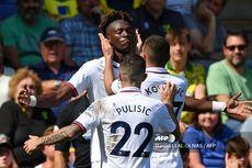 2 Rekor Baru Diukir Tammy Abraham pada Laga Norwich Vs Chelsea