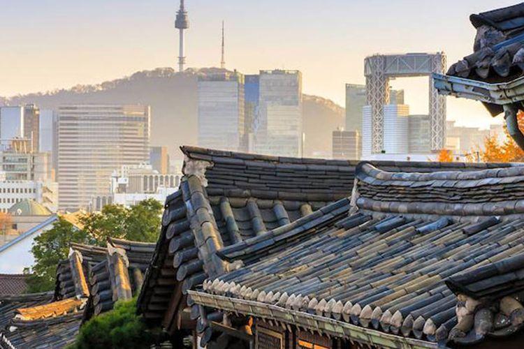 Seoul Tower.